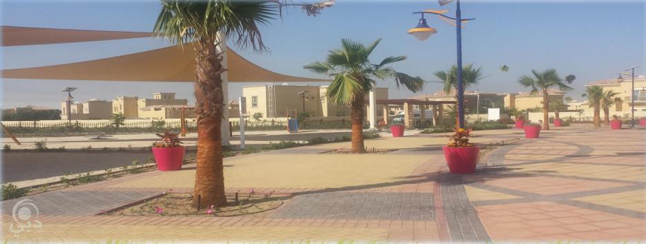 صورة ساحة الورقاء تفتتح أبوابها للجمهور