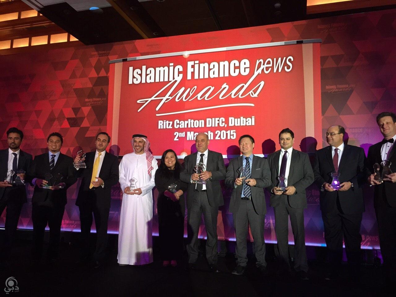 مصرف الهلال يتسلم 4 جوائز من مجلة أخبار التمويل الإسلامي