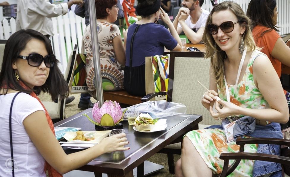 Photo of يوم للسيدات في مهرجان مذاق دبي هذ العام