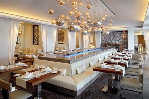 مطعم نوارة للمأكولات الشرقية – شارع الشيخ زايد