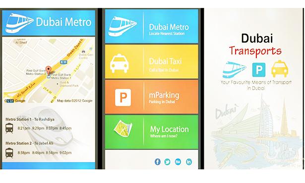 Photo of الحياة أسهل مع تطبيق مترو دبي