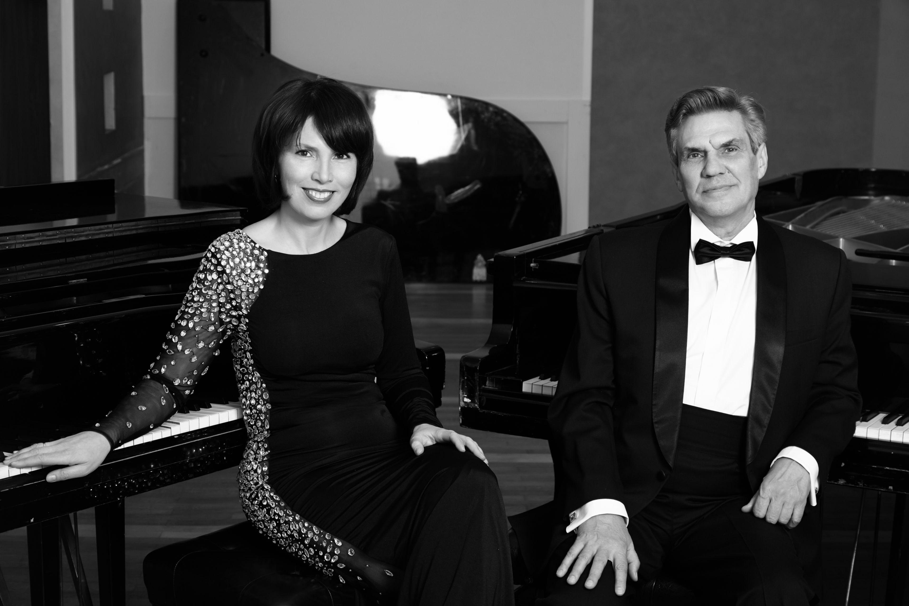 صورة لجنة دبي للحفلات تستضيف ثنائي البيانو كوتوفا و بوروفيكوف