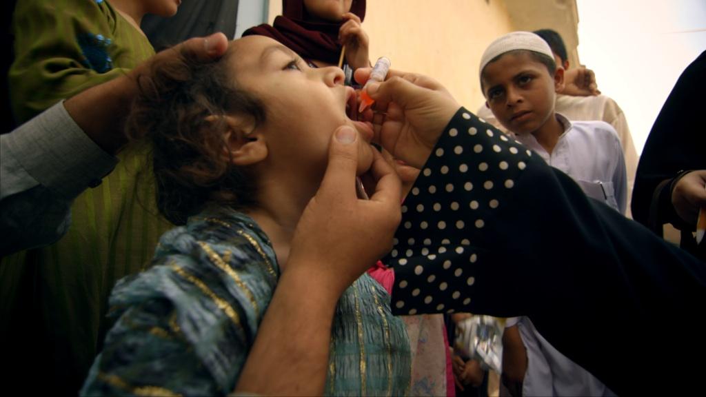 Photo of إيمج نيشن تطلق فيلما وثائقيا حول شلل الأطفال احتفاءا بأسبوع التطعيم العالمي