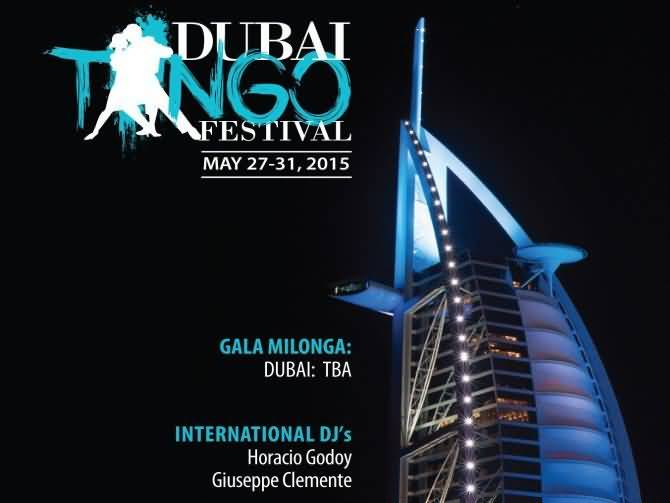 ترقبوا .. الدورة السابعة من مهرجان دبي للتانغو 2015