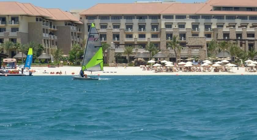 فندق و منتجع و سبا سوفيتيل دبي ذا بالم – جزيرة النخلة