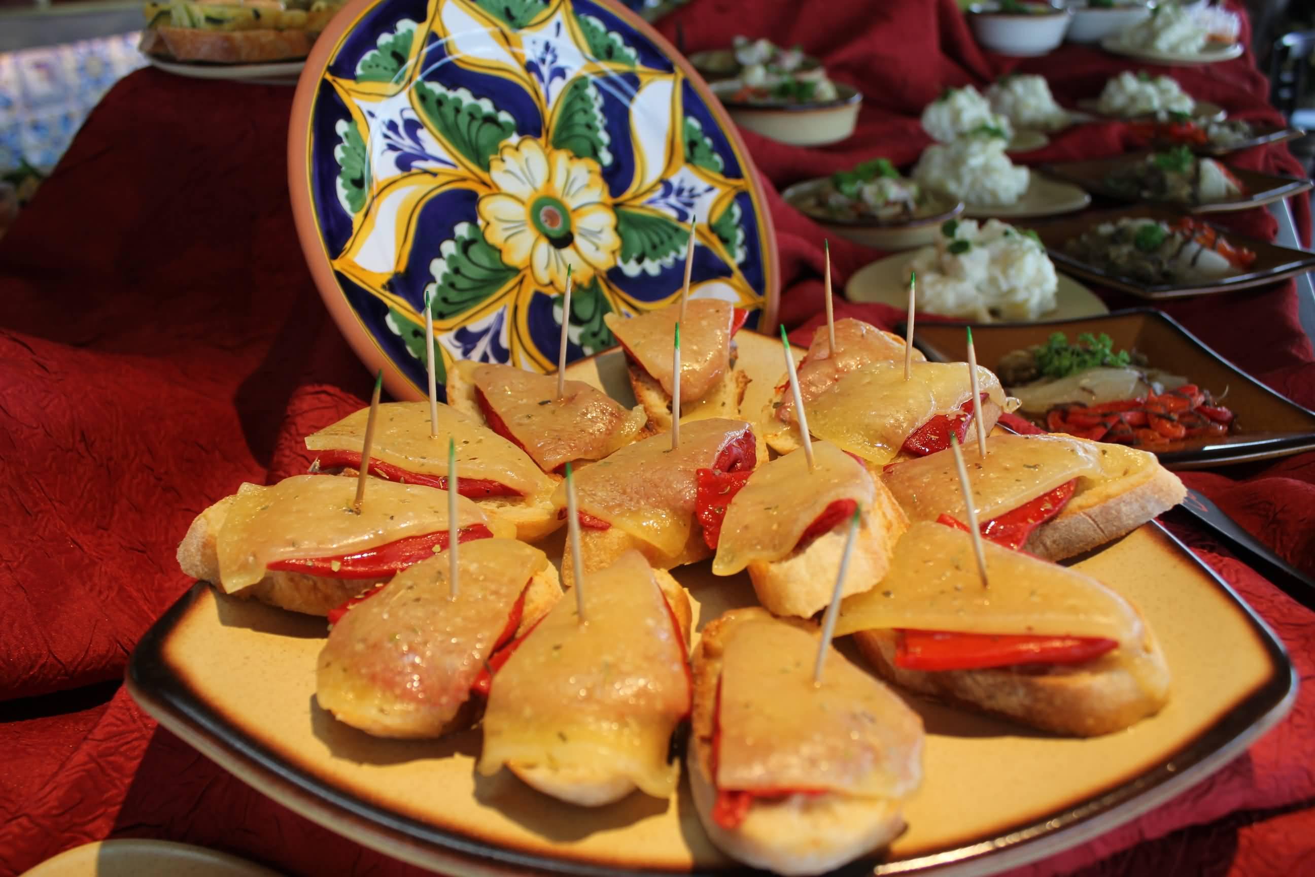 مطعم كاسا دي تاباس في رمضان