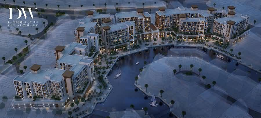 دبي للعقارات تعتزم إنشاء برج سكني ضمن مجمّع دبي وورف