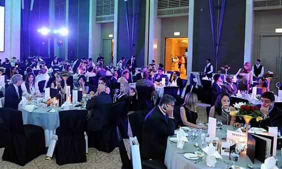 فندق العنوان دبي مول يستقبل شهر رمضان بقاعة الماس