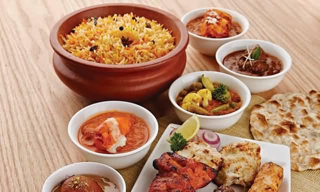 صورة مطعم الواحة الشرقية أبوظبي في رمضان