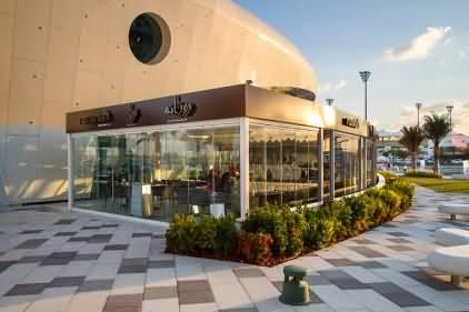Photo of مطعم روزنة أبوظبي في رمضان