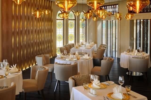 مطعم بيبلوس سور مير أبوظبي في رمضان