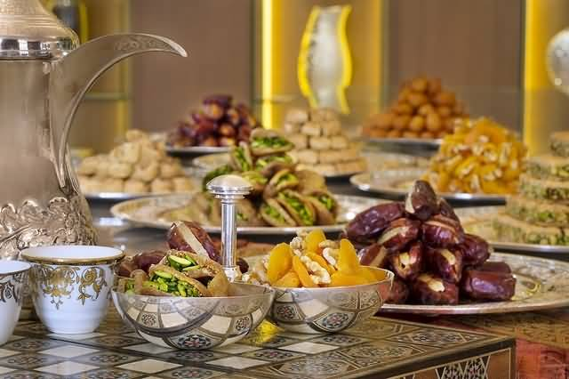 مطعم جيورنوت أبوظبي في رمضان