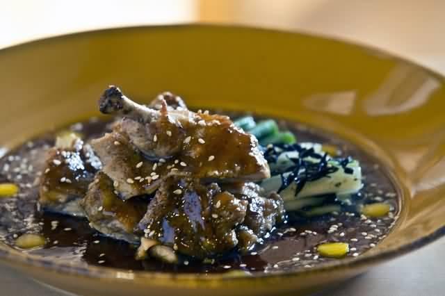 صورة مطعم ميكادو كافيه أبوظبي في رمضان