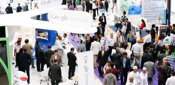 صورة دبي تستضيف أسبوع جيتكس للتكنولوجيا 2015