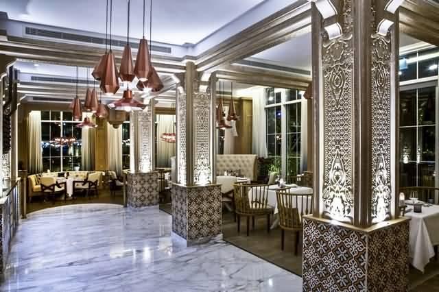 صورة مطعم آسيا دي كوبا أبوظبي في رمضان