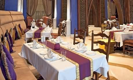 مطعم النافورة في رمضان