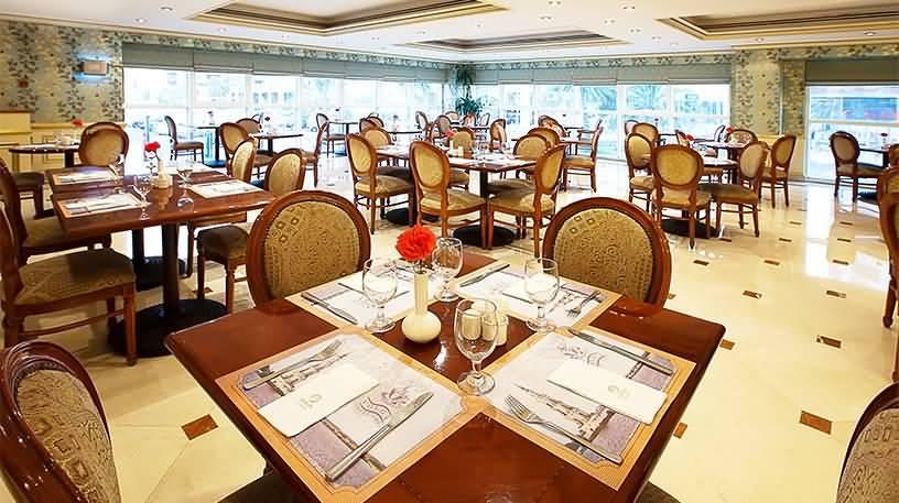 مطعم و مقهى فولغا في رمضان