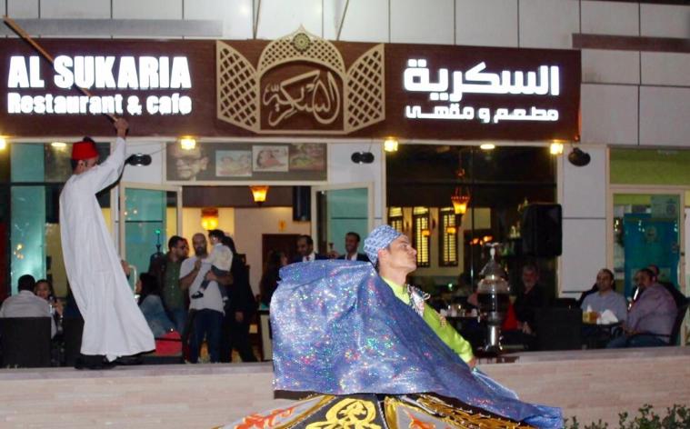 ترقبوا .. حفل إفطار الجالية المصرية بدبي في مطعم السكرية