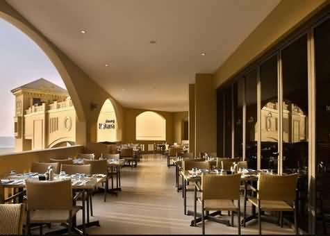 مطعم هوريزون للمأكولات العالمية – جميرا بيتش ريزيدنس