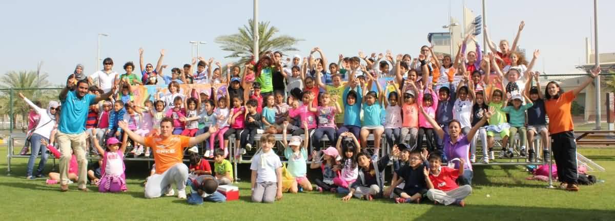 أفضل مخيم صيفي للأطفال في أبوظبي