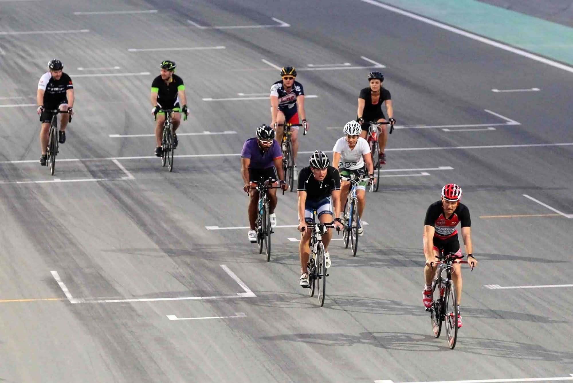 "Photo of دبي أوتودروم تستضيف الفعالية المجانية ""تدريب دبي"" كل يوم أربعاء"