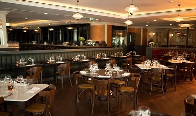 مطعم ريفورم أند سوشال غريل في رمضان