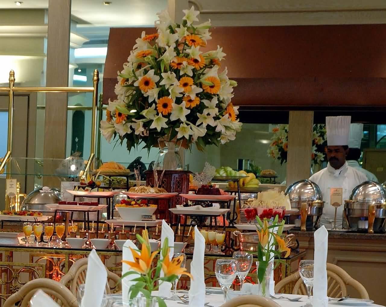 مطعم الدانة يعلن عن برنامجه لعيد الفطر السعيد