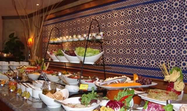 مطعم باين غريل في رمضان