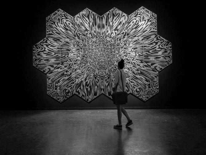 Photo of ترقبوا .. معرض غاليريز نايت للفنون في دبي