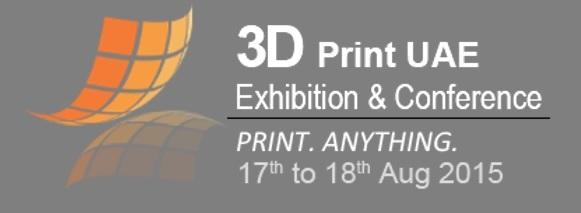 صورة معرض الطابعة ثلاثية الأبعاد في دبي