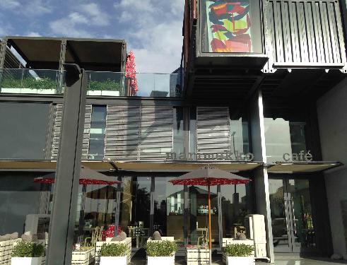Photo of مقهى ماريميكو للمشروبات والحلويات – بوكس بارك دبي