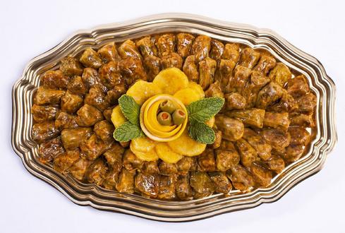 مطعم لوف محشي للمأكولات العربية في دبي