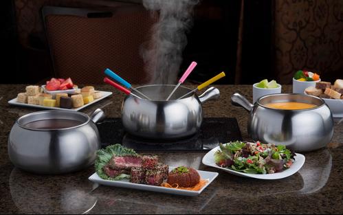 Photo of مطعم ذا ميلتينج بوت للمأكولات الأوروبية والأمريكية – بوكس بارك