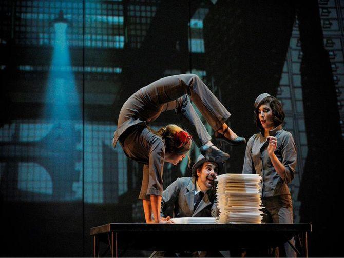 Photo of سيرك إيلواز يقدم العرض المسرحي كيركوبوليس خلال أيام عيد الأضحى بدبي