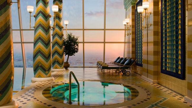 d2fb7222f8461 أفضل 5 حمامات مغربية في دبي - عين دبي