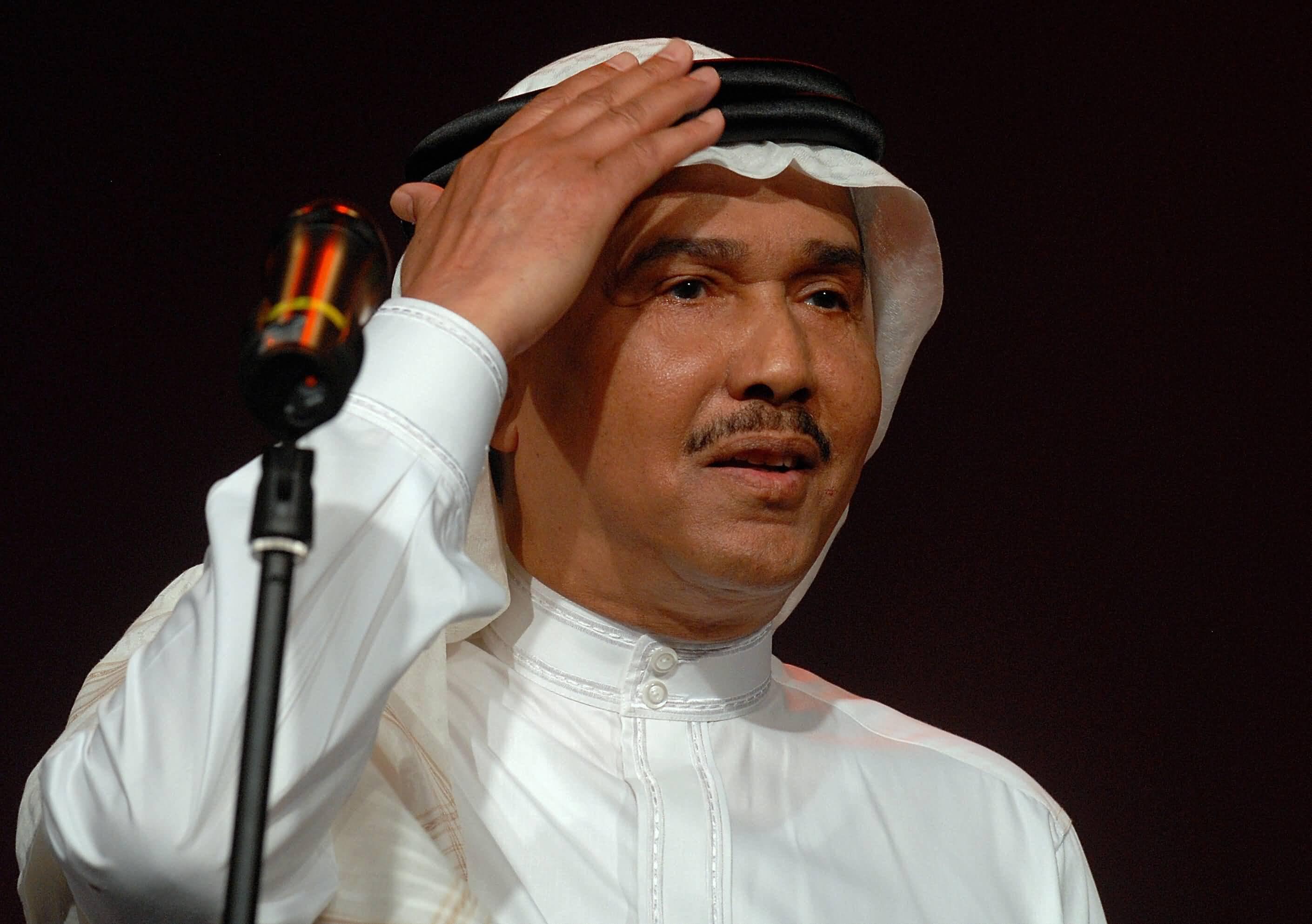 حفل فنان العرب محمد عبده خلال أيام عيد الأضحى المبارك في دبي