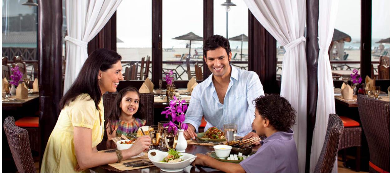 Photo of أجمل 3 مطاعم عائلية في دبي
