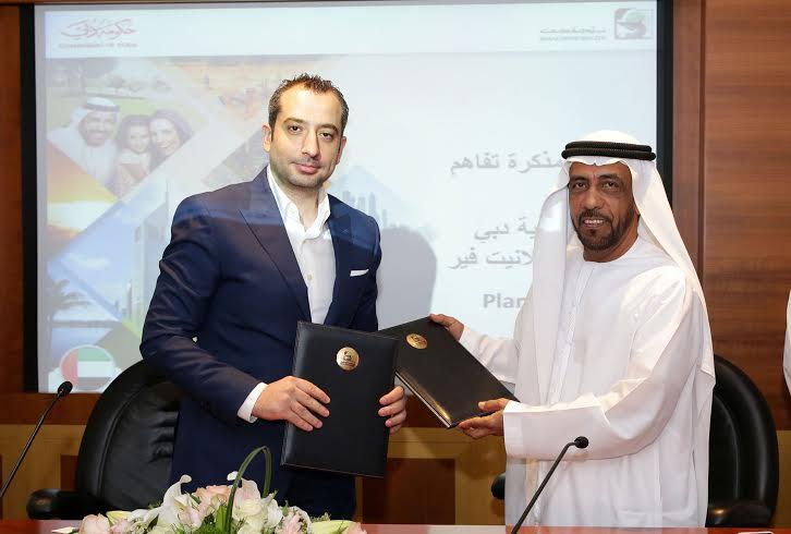"""Photo of """"بلانيت فير"""" توقع اتفاقية مع بلدية دبي كشريك استراتيجي للمعرض التجاري الدولي للخضار والفواكه في الشرق الأوسط 2015"""