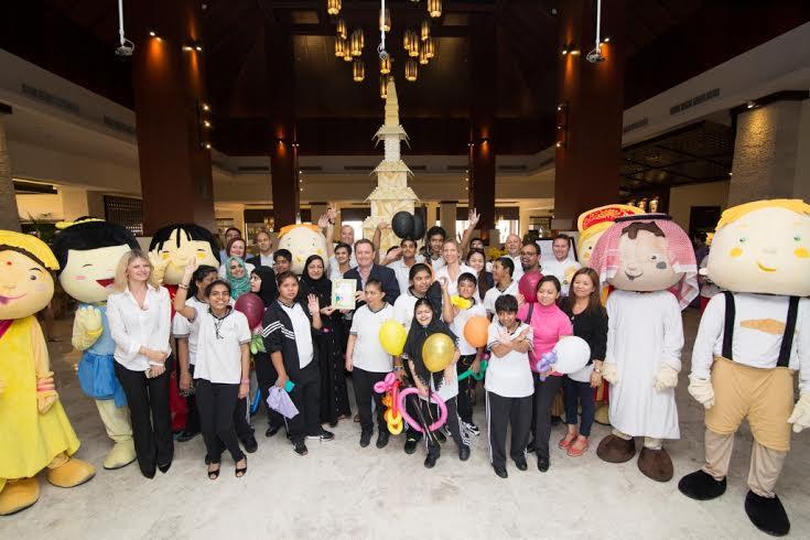 منتجع أنانتارا النخلة دبي يحتفل بمرور عامين على إفتتاحه