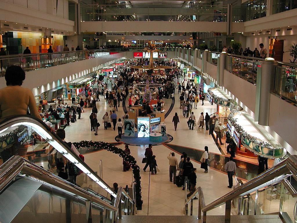 Photo of مطار دبي الدولي ثاني أفضل مطار في العالم