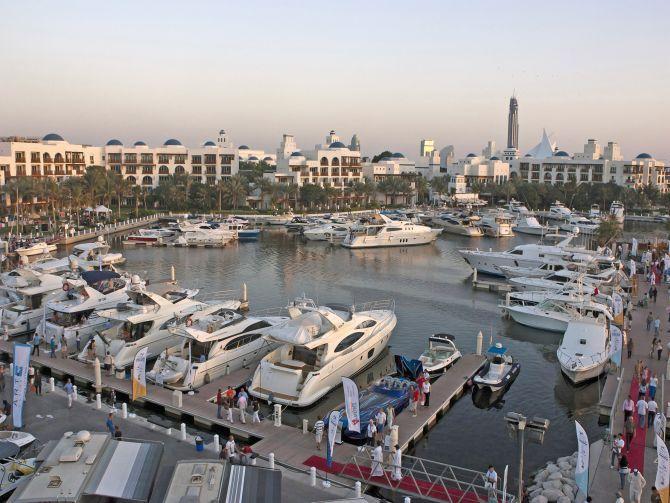 ترقبوا .. معرض دبي للقوارب واليخوت المستعملة 2015