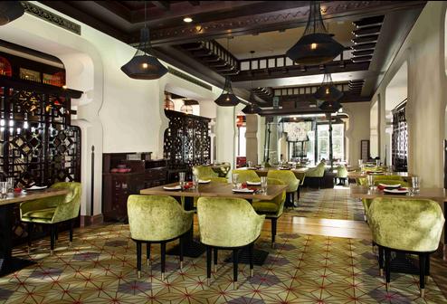 مطعم زينغ هيز للمأكولات الصينية – مينا السلام