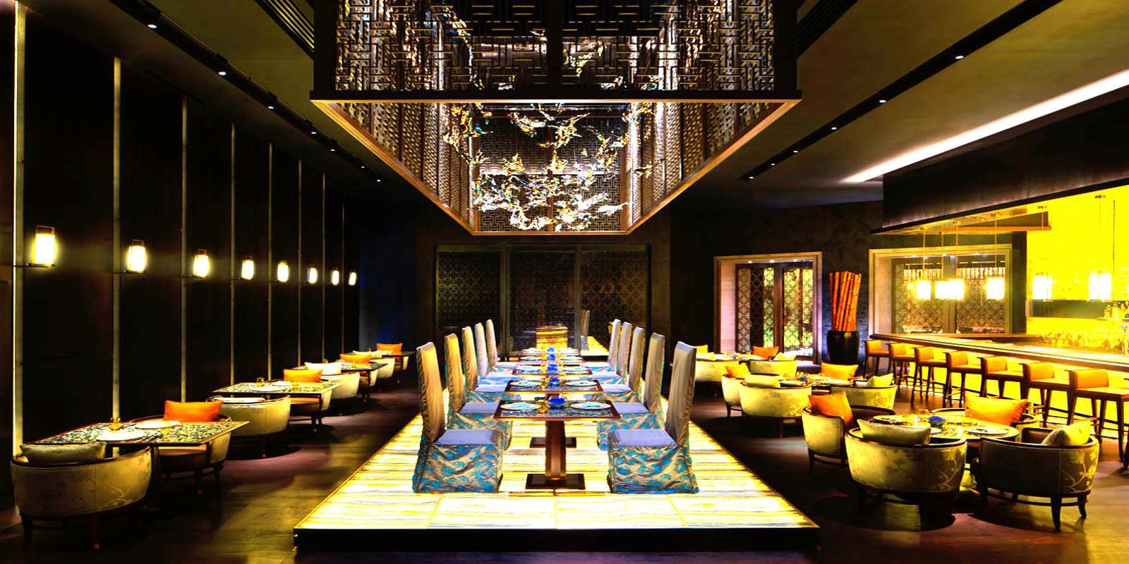 مطعم يوان للمأكولات الصينية – جزيرة النخلة جميرا
