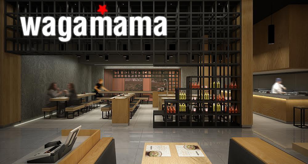 مطعم واغاماما يفتتح فرعاً له في جزيرة النخلة يعبر من خلاله عن مفهوم كايزين الجديد