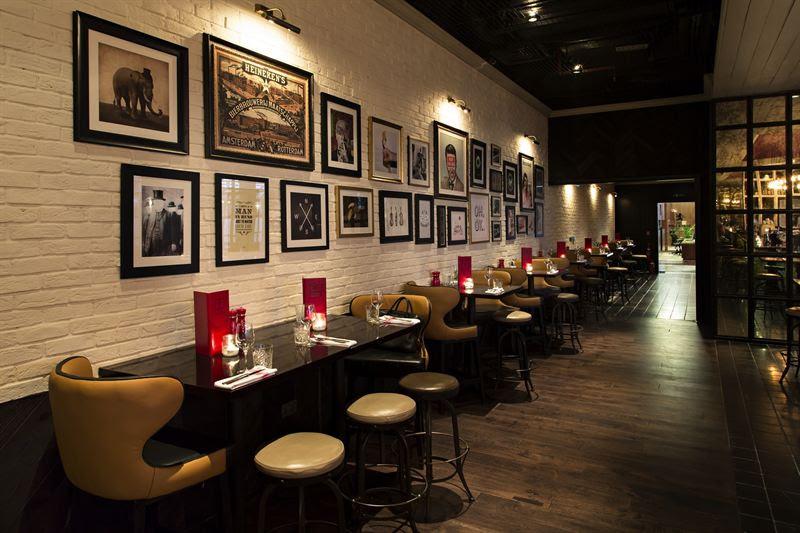 صورة مطعم ذا بلاك لايون يحتفل بعيد الشكر على طريقته