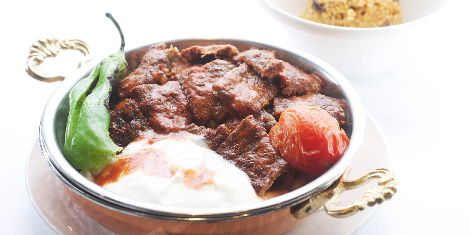 مطعم كوسيباسي للمأكولات التركية – جميرا بيتش ريزيدنس