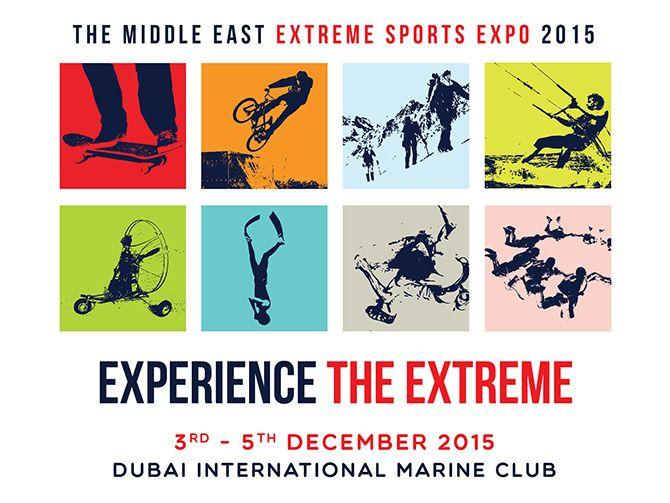 Photo of دبي تستضيف معرض إكستريم سبورت إكسبو 2015