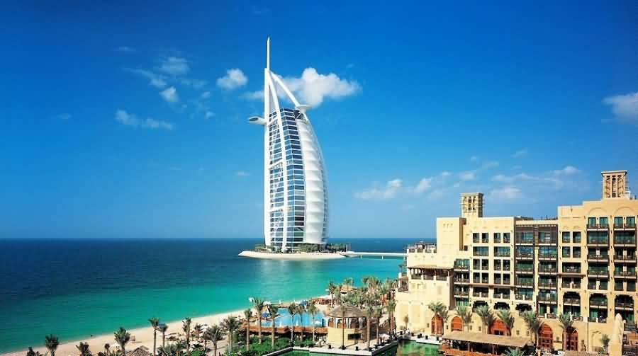 Photo of جوجل تقدم جولة افتراضية في برج العرب