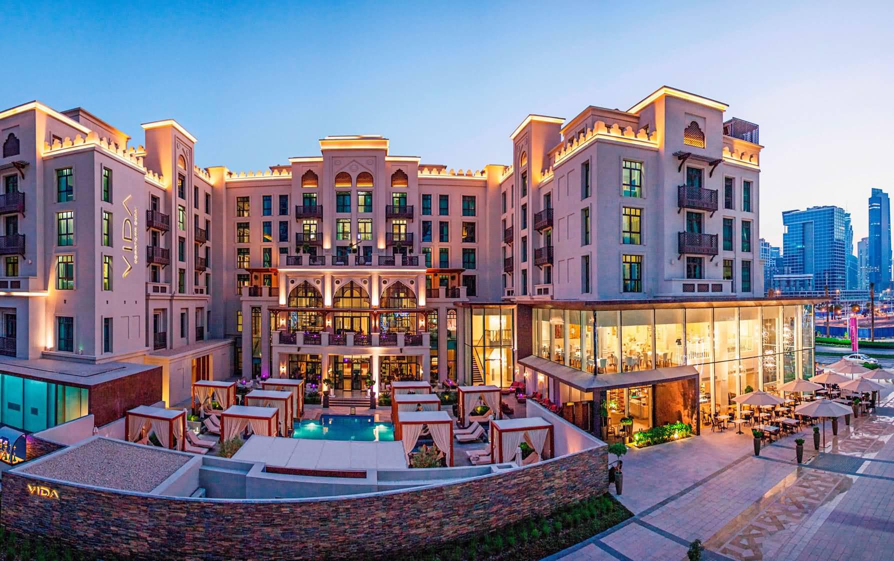 فندق فيدا