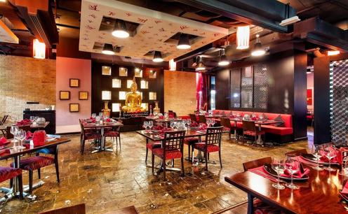 Photo of مطعم ذا رويال بودا للمأكولات التايلاندية – البرشاء